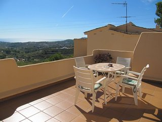 Spanish Apartment for rent, Teulada