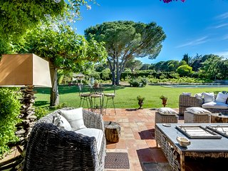 Charming property in Saint-Tropez