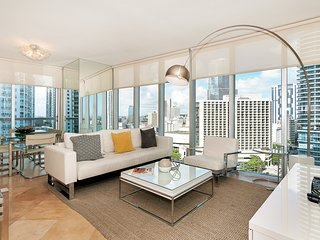 SUMMER SPECIAL-ICON/BRICKELL 2/2 frm $249 til 9/1!, Miami