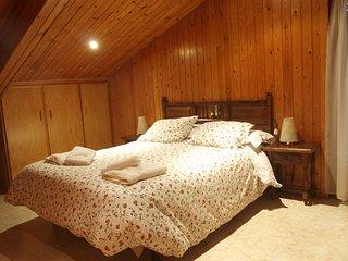 Habitación Doble baño compartido cerc Aigüestortes, Vilaller