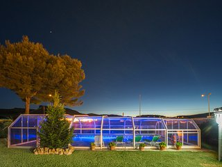 Casa Rural Superior con piscina de agua salada.