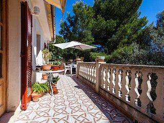 Casa tranquila ideal para familias., Peguera