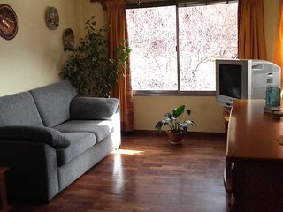 Central bright apartment in front of the park, San Carlos de Bariloche
