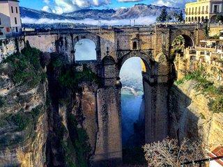 Casa enfrente Puente Nuevo, Ronda