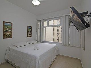 Economic apartment in Copacabana C109, Rio de Janeiro