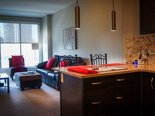 Fastlane Suites on 1st SE-1 bedroom, Calgary