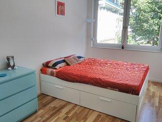 Gemütliche Zimmer im Zentrum von Berlin