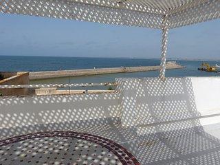 Riad complet face à la mer, El Jadida