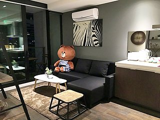 The Elegancy 2 bedroom apartment in Melbourne CBD