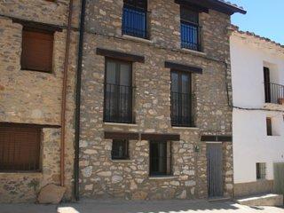 Casa rural en Castelvispal (Teruel)