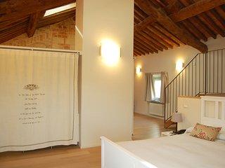 PEONIA Suite  B&B FRAXINUS EXCELSIOR - 65 mq, Frassinello Monferrato