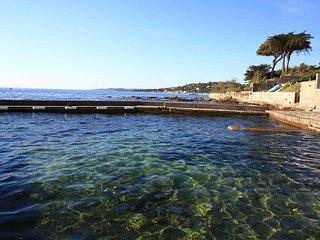 Villa a la plage, Baie de St Tropez