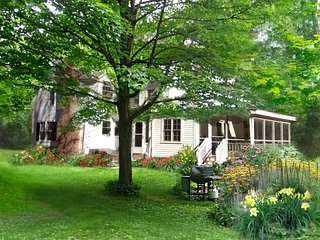 Berkshire Farmhouse Vacation