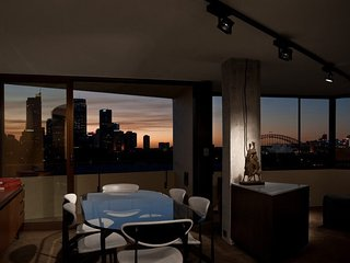 POTTS POINT VIEW, Sidney