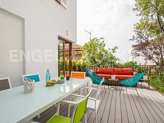 Townhouse Terrace in Pedralbes, Barcelona