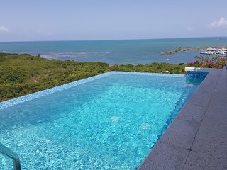 Stunning Infinity Views and an Infinity Pool (SUMMER SALE FREE NIGHTS), Fajardo