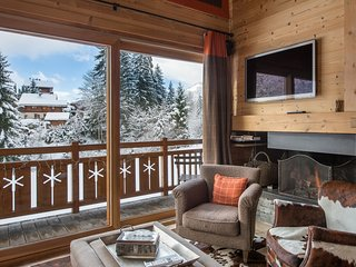Apartment Phelps, Megève