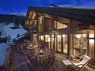 Chalet Plus, Meribel