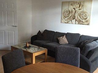 Luxury 2 bedroom serviced apartment