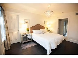 Furnished 4-Bedroom Townhouse at Warren St & Monument Ave Boston