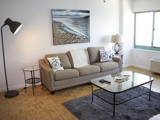 Furnished 1-Bedroom Apartment at River Dr S & River Ct Jersey City