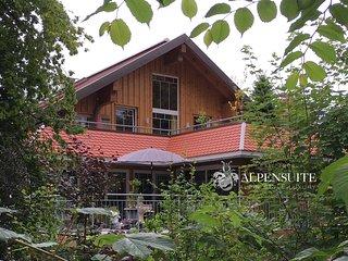 Penthouse-Walser-AlpenSuite Ferienwohnung Riezlern