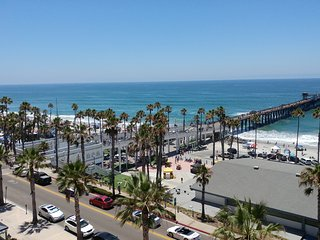 Wyndham Oceanside Pier Resort CA 2BR/2BA Memorial Day May 26-29 Oceanfront unit