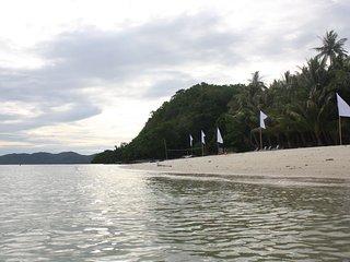 Camping Paradise, Port Barton, Palawan