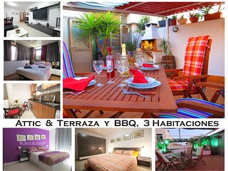Good Stay Attic with Terrace  (R), Viladecans