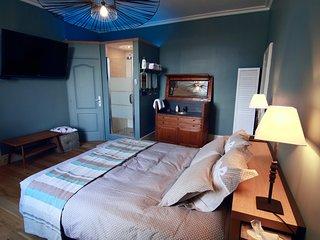 La Lambertine, B&B, chambre d'hôtes de charme +SPA, Saumur