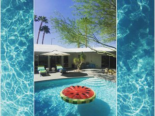 Hilton Estate - Luxurious Midcentury Beauty, Palm Springs