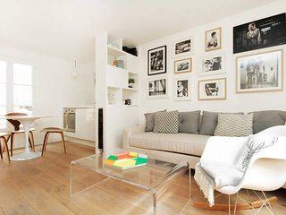Cosy and Modern flat in Central Paris