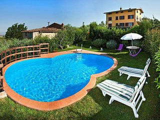 4 bedroom Villa in Vinci, Tuscany, Italy : ref 5474772