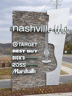 Nashville West is within 23 miles.