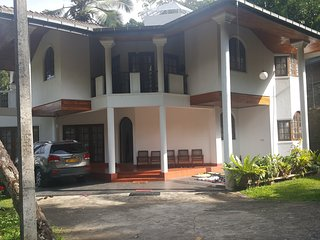 Homestay .we have 3 rooms and 2 bathrooms.hv fans, Kandy
