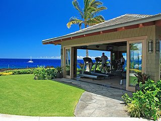 Luxury Halii Kai resort Ocean/golf course view 12C