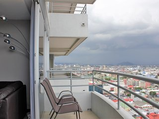 Apartment with amazing view at the center of SJ