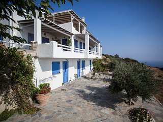 3 Floor House in Andros (Great Sea View)