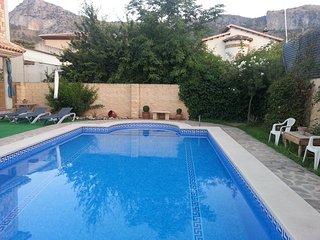 Chalet con  piscina, Málaga, Andalucía,(VTAR)