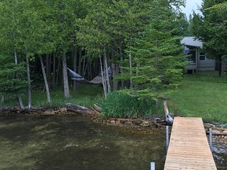Little Traverse Lake House, Cedar