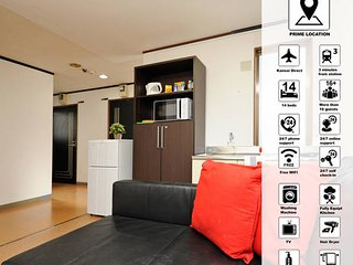 SKU #3 8 Bedroom Apartment, Sakai