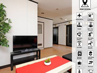 SKU #4 8 Bedroom Apartment, Sakai