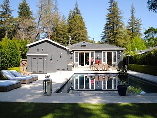 Marin County California Retreat
