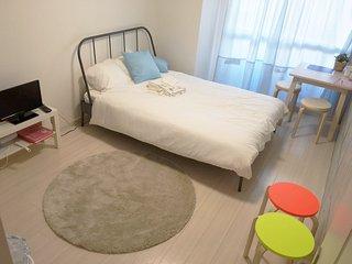 Clean APT4 convenient to Nanba,Dotonbori,USJ,Osaka