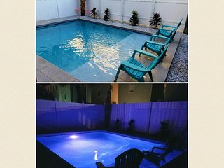 Get 4th nite free! Private home with heated pool!, Panama City Beach