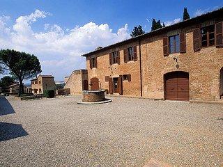 Villa Alba, Asciano