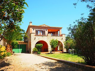 5 bedroom Villa in Castello d Empuries, Costa Brava, Spain : ref 2285097