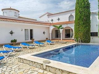 6 bedroom Villa in Empuriabrava, Costa Brava, Spain : ref 2370946