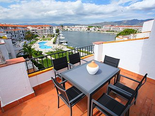 3 bedroom Apartment in Empuriabrava, Catalonia, Spain : ref 5061171