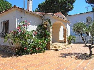 4 bedroom Villa in l'Escala, Catalonia, Spain : ref 5043799